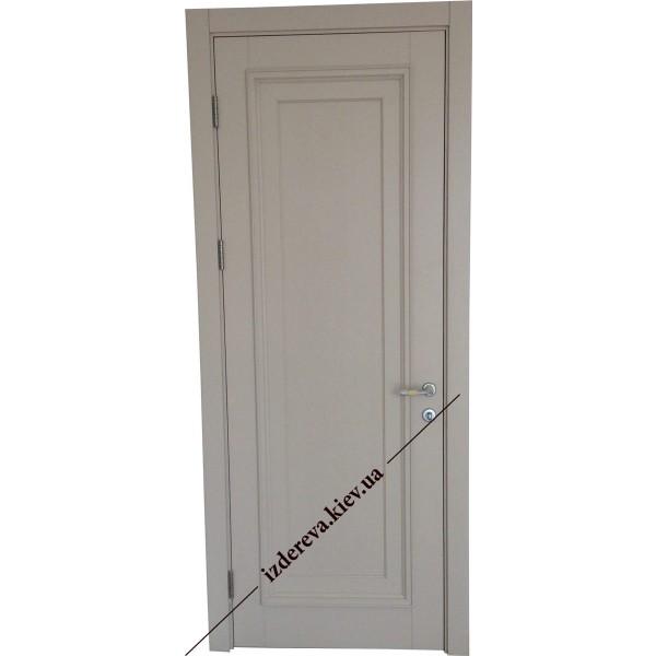 Офисные двери из дерева
