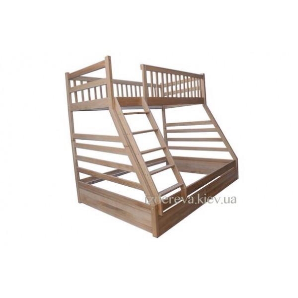 Двухърусная кровать Арго