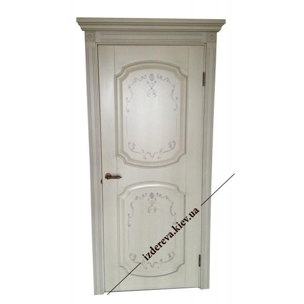 Двери на заказ с орнаментом в Киеве