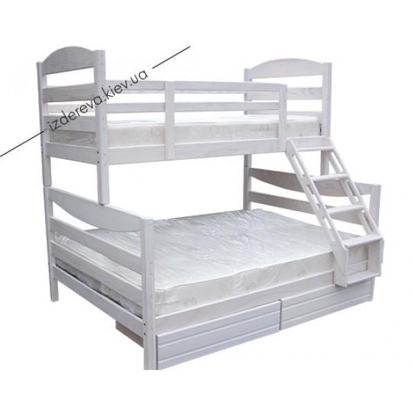 """Кровати двухъярусные """"Белоснежка"""""""