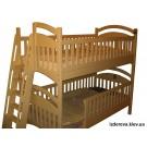 """Детские двухъярусные кровати - """"12 градусов угол лестницы"""""""