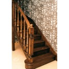 Деревянные лестницы в дом