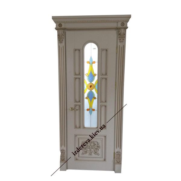 В Украине двери из массива дерева под заказ