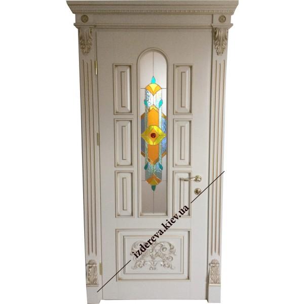Заказать межкомнатные двери из дерева у производителя