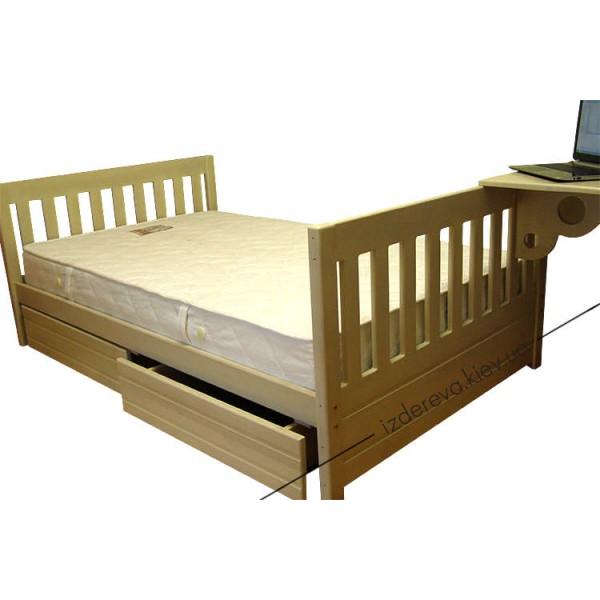 Ліжко двоспальне «Умка»