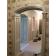 Арочні двері міжкімнатні з натурального дерева