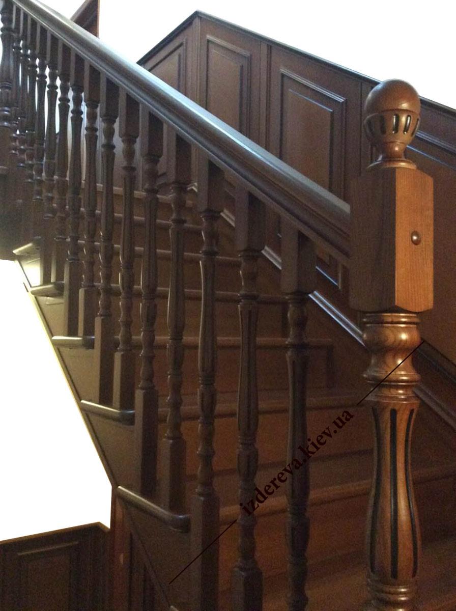 Ціна на дерев'яні сходи