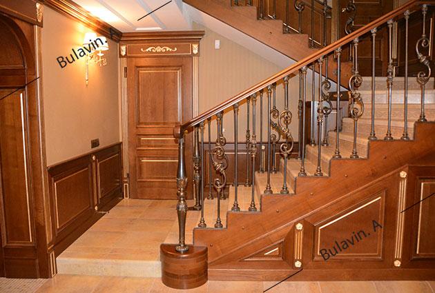 Купити дерев'яні сходи у виробника