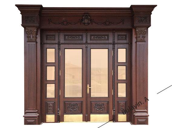 арочные двери недорого
